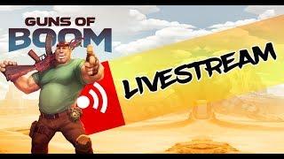 🔴 Test Livestream vom Handy   Guns of Boom   Spaxxxx   Android Gameplay Deutsch