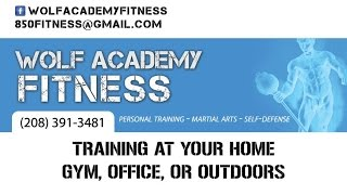 Wolf Academy Fitness Boise Idaho Functional Fitness Strongman Training