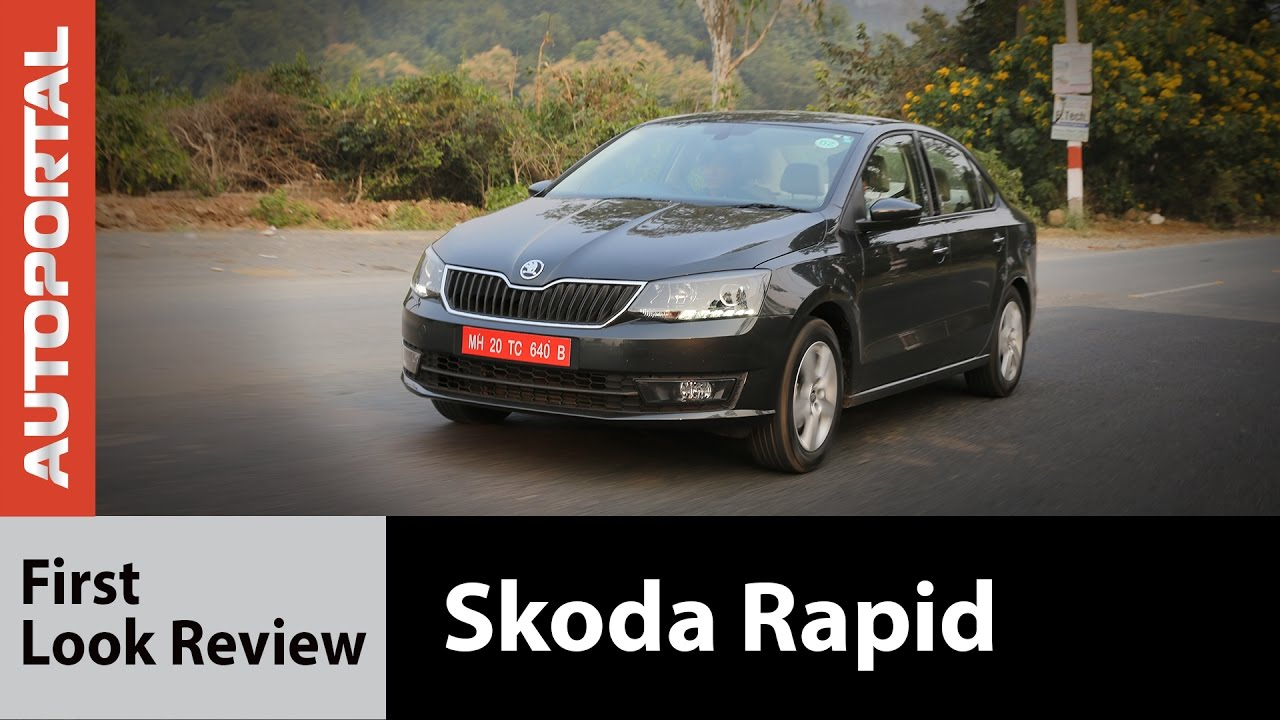 Skoda Rapid - Price in India(Avail September Offers)-Reviews