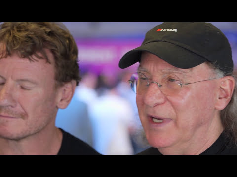 R/GA's Bob Greenberg and Nick Law talk to Cannes Lions TV