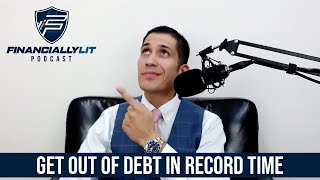 Get Out Of Debt In Record Time!