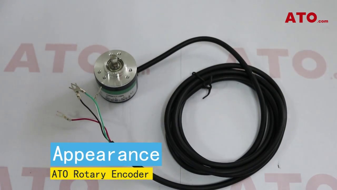 wiring an incremental rotary encoder with plc ford 7 pin trailer wiring diagram encoder 7 pole wiring diagram #7