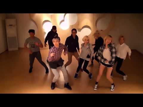 K POP Trouble Maker HyunA   HyunSeung   Now Dance Practice HD