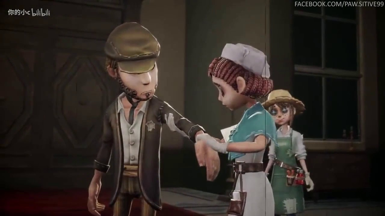[Vietsub] Doctor - Story Mode (Diary Deduction)[Identity V]