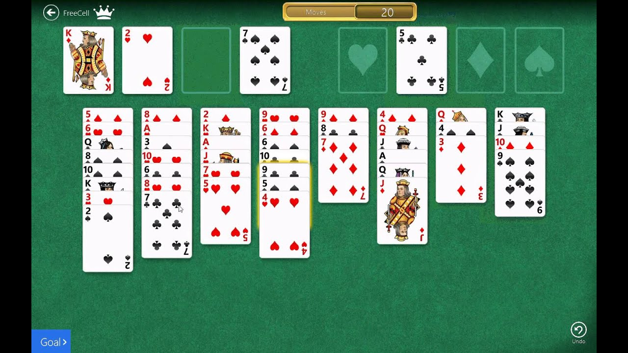 Star Game Solitaire