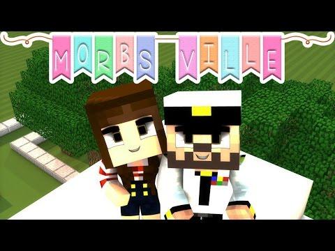 Minecraft: COMO SERÁ O SEGUNDO ANDAR?? | MorbsVille #08