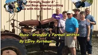Our Farmall Super A