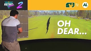 THIS RETRO GOLF REVIEW WAS GOING WELL, UNTIL...