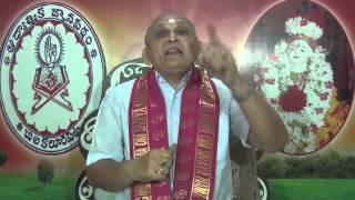 Mandukyopanishad : Day 25 : Mantram 12 : Sri Chalapathirao : In Telugu : Mandukya Upanishattu