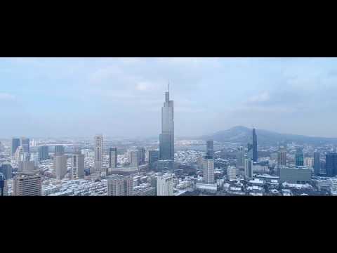 Nanjing Video_Amazing Drone Aerial View of Nanjing China_Nanjing Travel Video