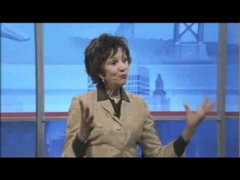 Newsmakers Web Extra: Claudine Schneider