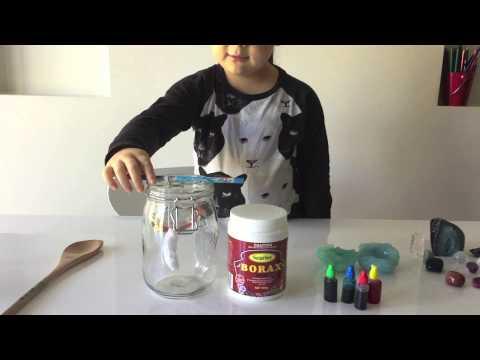 Jordan's Home Cooking Ideas- Homemade Crystals