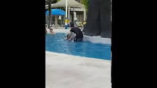 센타라 카론 리조트 수영장