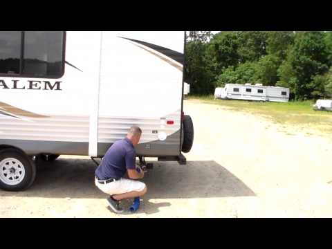 permanent rv sewer hookup