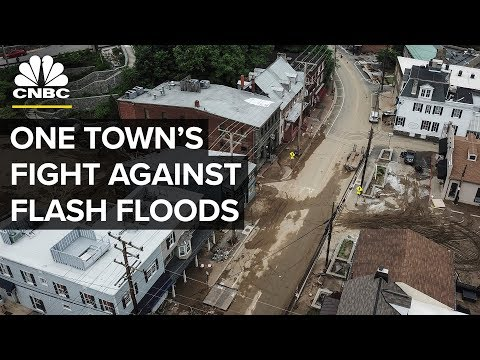 How flash floods put US towns in peril  | CNBC