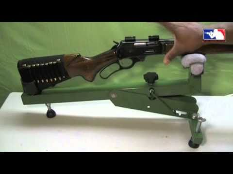 Benchrest Style Shooting Rest Youtube