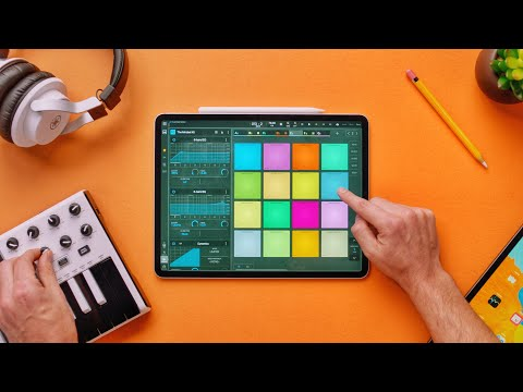 Audio Engineer tries to MIX MUSIC on iPad Pro