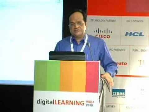 eINDIA 2010 / Digital Learning / Heigher Education...
