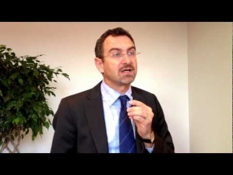Interview with Toby Lanzer (UNDP)  about South Sudan's humanitarian and development issues