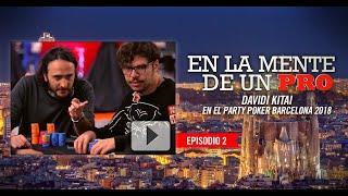 En la mente de un Pro: Davidi Kitai en el partypoker MILLIONS Barcelona 2018 (2)