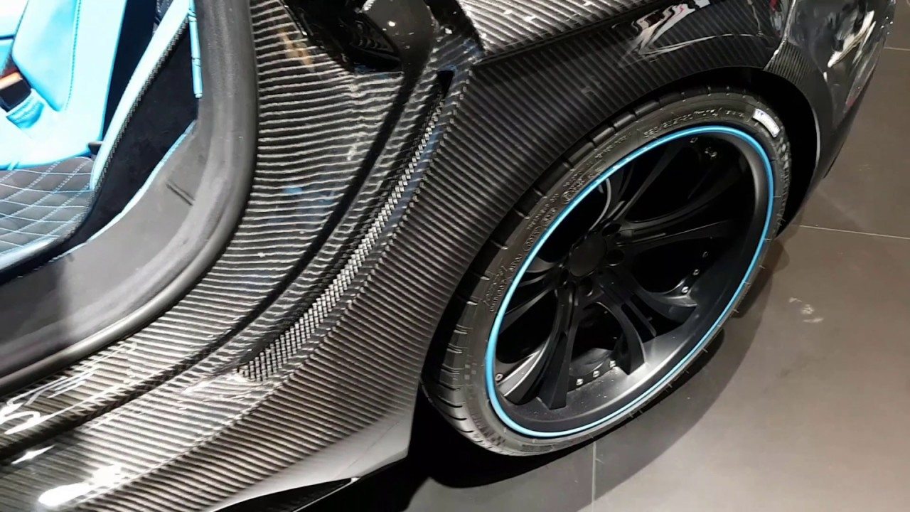 FAB Design And Stretch Cars Stand On Geneva Car Show YouTube - Car show wheel stands