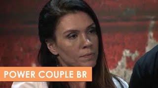 POWER COUPLE BRASIL - ELIMINAÇÃO TÚLIO E CRISTIANE MARAVILHA (EPISÓDIO 6)