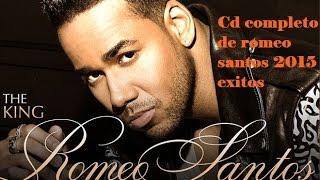 Romeo Santos  EXITOS Completo CD 2015