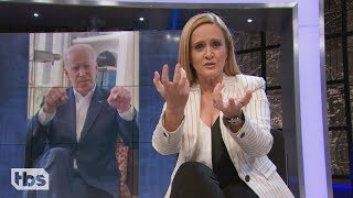 Samantha Bee Responds to Joe Biden | Full Frontal on TBS