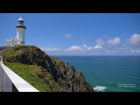 4K Cape Byron Bay New South Wales AUSTRALIA Part 25 オーストラリア