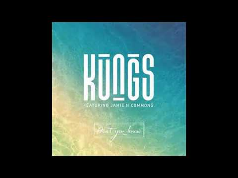 Kungs   Don't you know Larone extended mix
