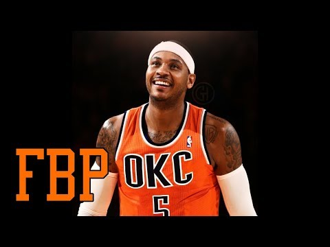Carmelo Anthony Traded To The Thunder (Reaction)