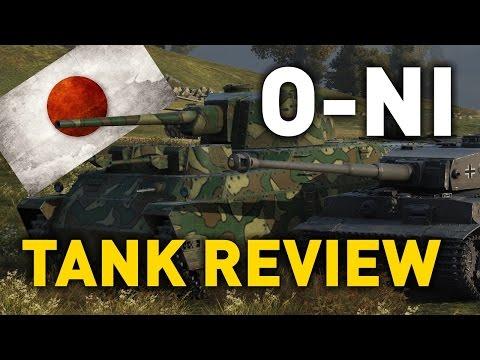 World of Tanks || O-NI - Tank Review