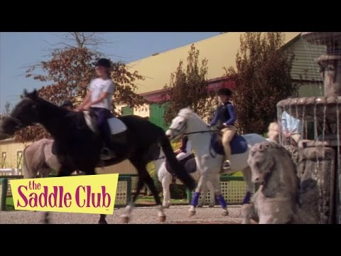 The Saddle Club - Horse Play | Season 01 Episode 17 | HD | Full Episode