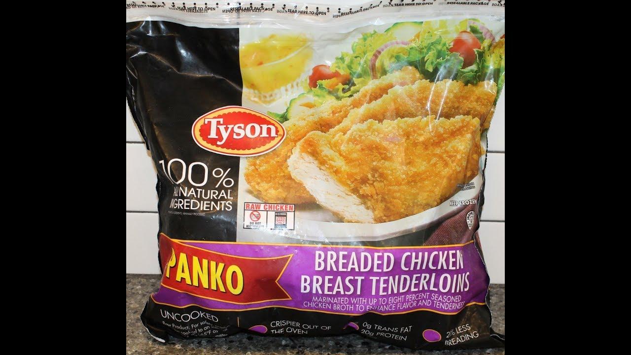 recipe: tyson panko chicken nuggets nutrition facts [38]