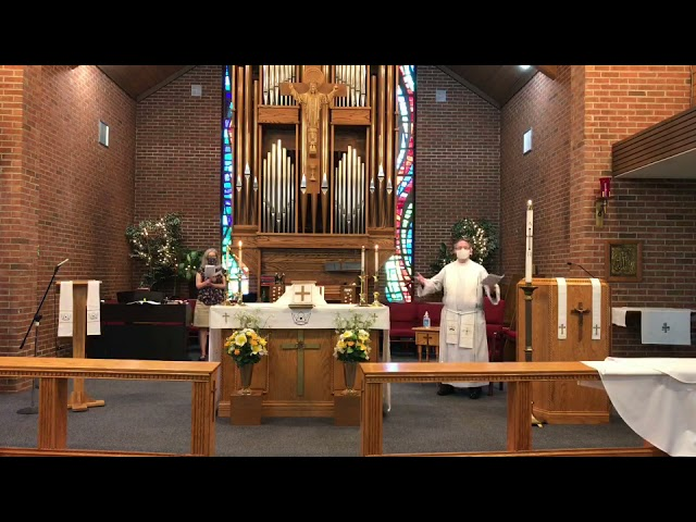 Ascension - Holy Eucharist - 5/16/21