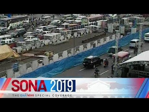 UB: NCRPO, nakaalerto na para sa ikaapat na SONA ni Pangulong Duterte