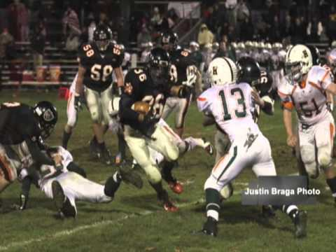D3 Southwest Playoffs: Stoughton High Football vs. Hopkinton