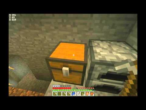Minecraft 1.4.7 Survival's Quest : งูในเกมส์ EP1-3