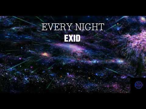 Free Download [ Instrumental/beat ] Every Night - Exid Mp3 dan Mp4