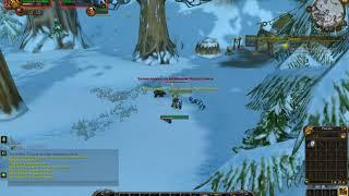 World of Warcraft Legion QUEST Угроза атаки троллей