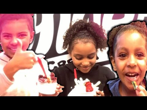 Totally Awesome Adventures in MN- Wonders Ice Cream Vlog