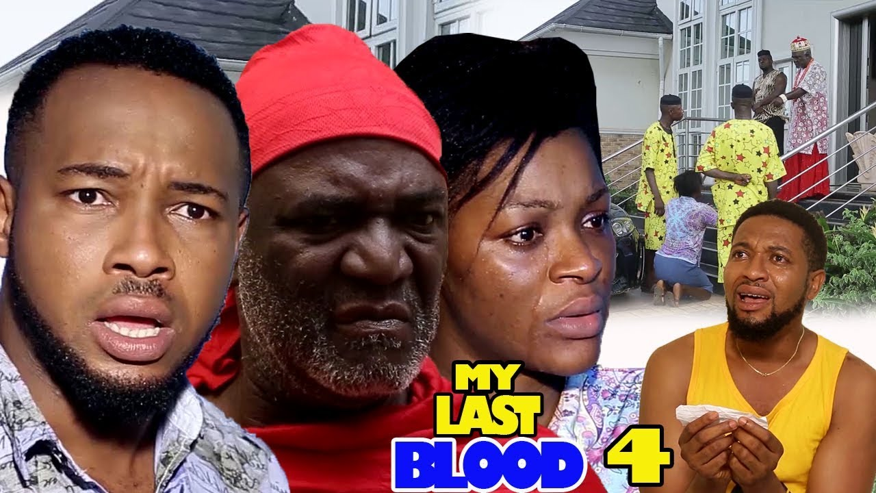 Download My Last Blood Season 4 - Chacha Eke 2018 Latest Nigerian Nollywood Movie Full HD