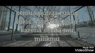 "Quote from song of ""anganku, anganmu"" - Raisa & Isyana (not full song)"