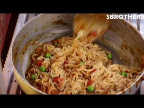 Maggi Noodles | Different Varieties to make with Maggi Noodles | Indian Street Food