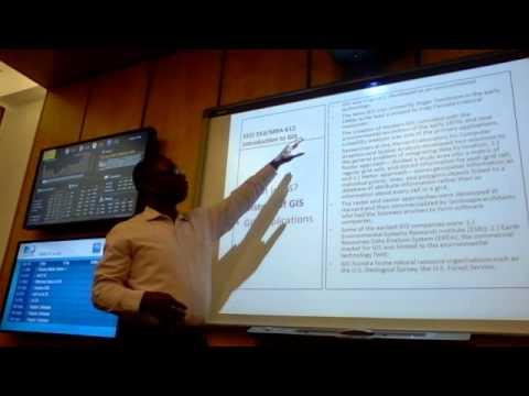 ECO 312 GIS History
