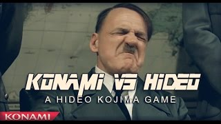 Hitler finds out Kojima is leaving Konami