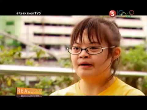 Brina Maxino Happy Walk TV5 Feature
