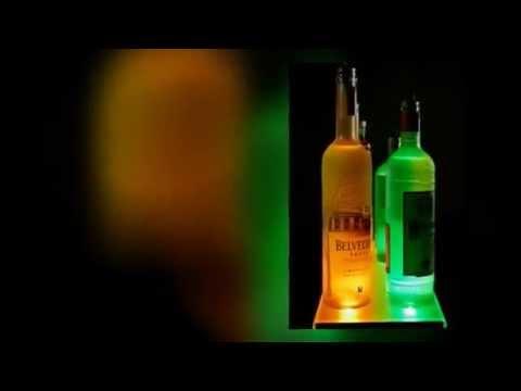 LED Colorful Decorative Bar Lighting