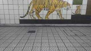 Osaka Metro 大阪メトロ御堂筋線 北大阪急行9000形 9004F編成 車内放送集(あびこ-江坂) 女性車掌