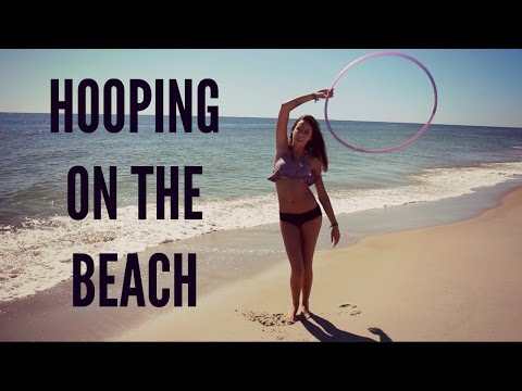 Hooping On The Beach to OMI -